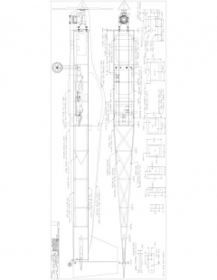 markh-sheet1 Model 1 model airplane plan