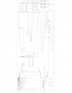 markh-sheet3 Model 1 model airplane plan