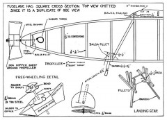 moffet p1 model airplane plan
