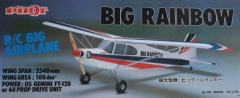 OK Pilot Big Rainbow model airplane plan