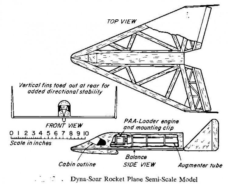 plndynasoar model airplane plan