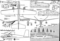 plnexecutive3 model airplane plan