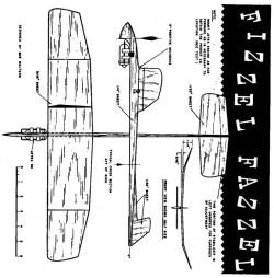 plnfizzel model airplane plan