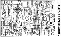 plnhialtitude model airplane plan