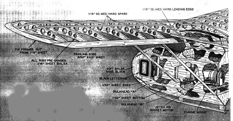 plnopelRAK1 model airplane plan