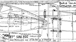 plnsipa200c model airplane plan