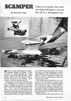 scamper-model model airplane plan