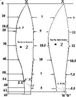 serpen2 model airplane plan