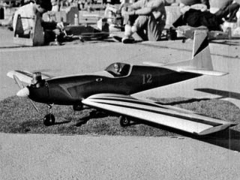 Skeeter 66in RCM-394 model airplane plan
