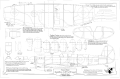 Spitfire LFVc(Trop) model airplane plan