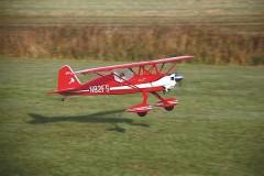 Starlet model airplane plan
