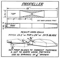 stoutp3 model airplane plan
