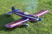 Super Sporster 40 model airplane plan