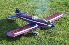 Super Sporster 40 model airplane plan
