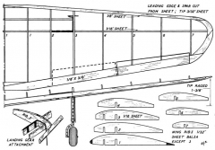 swiftp3 model airplane plan