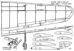 swiftp3 model airplane plan