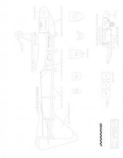 wtf2 Model 1 model airplane plan