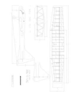 wtf5 Model 1 model airplane plan