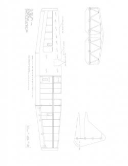wtf6 Model 1 model airplane plan