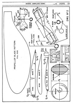ying 2 model airplane plan