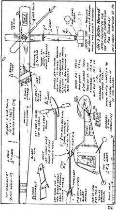 zaic57 58heli2 model airplane plan