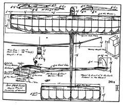 zaic64 65PAA model airplane plan