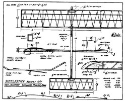 zaic64 65sizz model airplane plan
