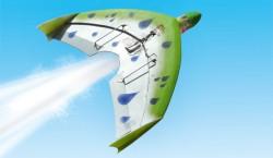 Zisch 3 model airplane plan