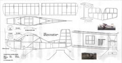 Amethyst Falcon - Ultralight model airplane plan