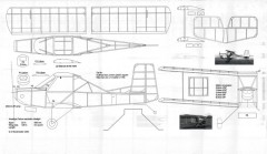Amethyst Falcon II model airplane plan