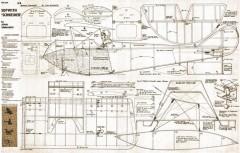 Sopwith Schneider model airplane plan