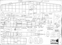The Short Seame model airplane plan