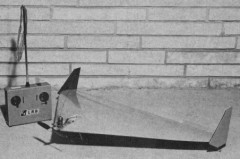 Thunderbird model airplane plan