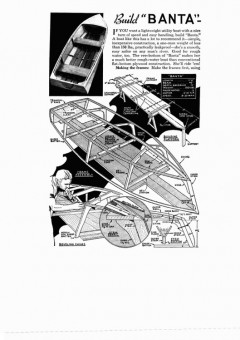 12-ft-outboard model airplane plan