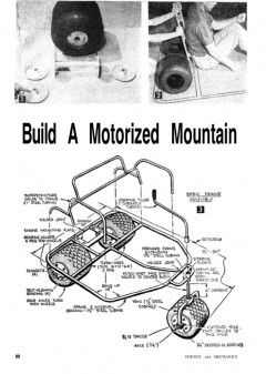 3-wheel-2 model airplane plan