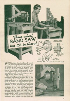 bandsaw-deep model airplane plan