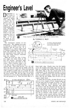 engineerslevel model airplane plan