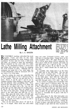 lathe-milling-attach model airplane plan
