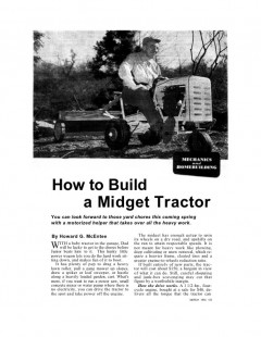 midget-tractor2 model airplane plan