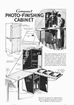 photo-cabinet model airplane plan