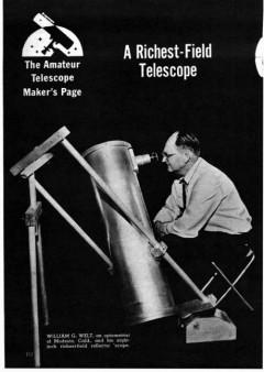 richest-field-telescope model airplane plan
