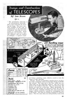 telescope-design-3 model airplane plan