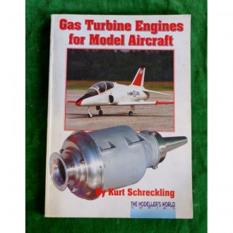 Gas Turbine Engines for Model Aircraft - 2003 model airplane plan