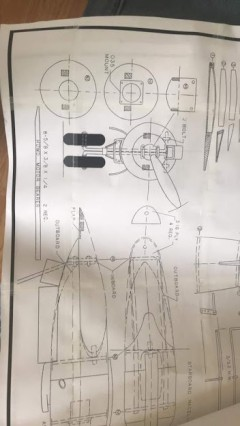 Adobe Acrobat Reader DC Plans Printing How-To model airplane plan