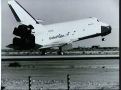 NASA Space Shuttle Enterprise model airplane plan