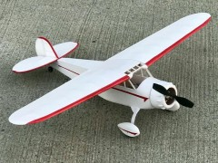 Cessna C-165 Airmaster model airplane plan