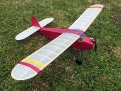 Hummingbird Baby model airplane plan
