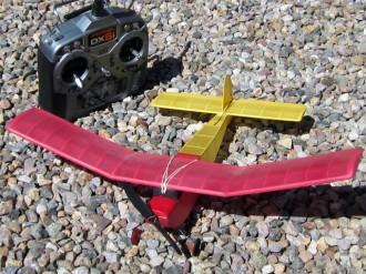 Mini Madcap model airplane plan