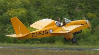 Team Mini-Max model airplane plan