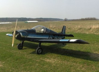 Colibri model airplane plan